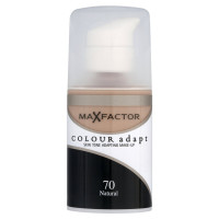 Max Factor Colour Adapt Foundation 70 Natural 34ml