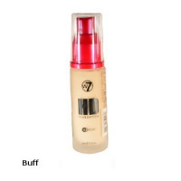 W7 High Definition Foundation 30ml - Buff
