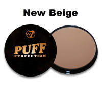 W7 Puff Perfection Powder 10g - New Beige