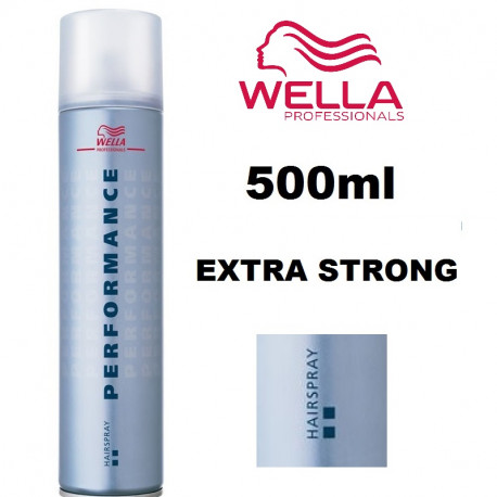 Wella Professionals Performance Hair Spray 500ml