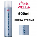 Wella Performance Hairspray Extra Strong 500ml