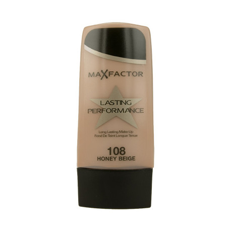 Max Factor Lasting Performance Foundation 108 Honey Beige 35ml