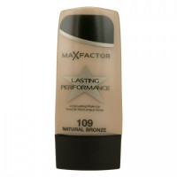 Max Factor Lasting Performance Foundation 109 Natural Bronze 35ml