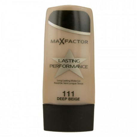 Max Factor Lasting Performance Foundation 111 Deep Beige 35ml