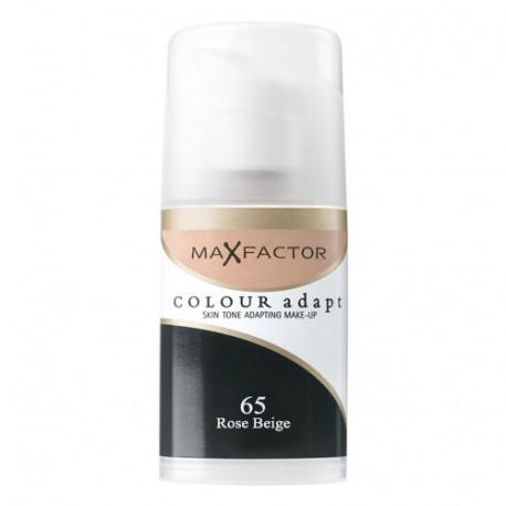 Max Factor Colour Adapt Foundation 65 Rose Beige 34ml