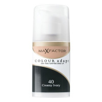 Max Factor Colour Adapt Foundation 40 Creamy Ivory 34ml