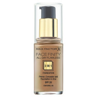 Max Factor Facefinity All Day Flawless 3 In 1 Foundation Caramel 85