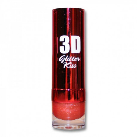 W7 Glitter Kiss 3D Lipstick 3g - Space Dust