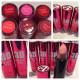 W7 Glitter Kiss 3D Lipstick 3g - Ruby Star