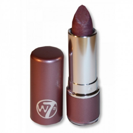 W7 Fashion The Reds Lipstick 3.5g - Soft Lilac