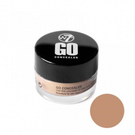 W7 Go Concealer 7g - Medium Deep