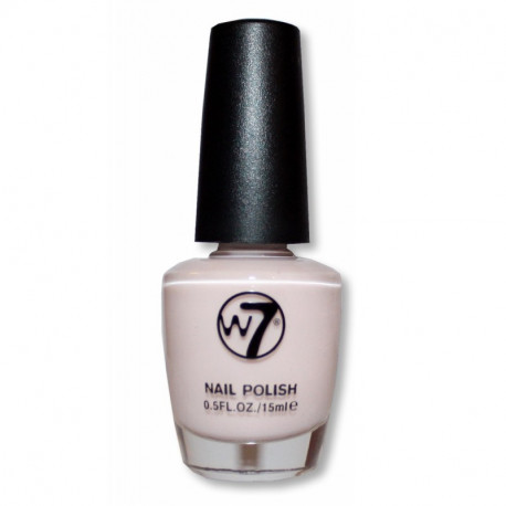 W7 Bare (138) Nail Polish 15ml