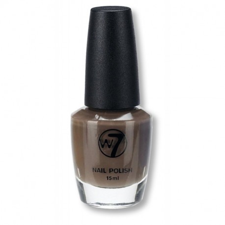 W7 Suede (70) Nail Polish 15ml
