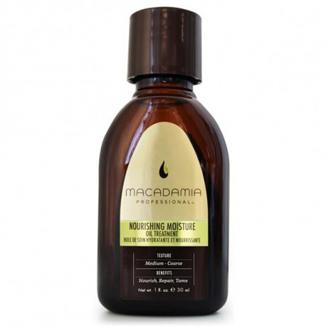 Macadamia Professional Nourishing Moisture Oil Treatment 30ml