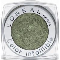 Lorel Color Infailible Eyeshadow 9 Permanent Kaki