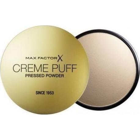 Max Factor Creme Puff Powder Pressed 41 Medium Beige 21gr