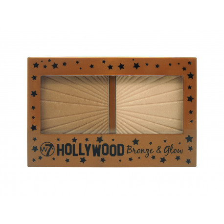 W7 Hollywood Bronze & Glow 13g