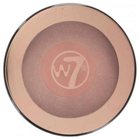 W7 Double Bubble Blush compact blusher-Love-it 10g