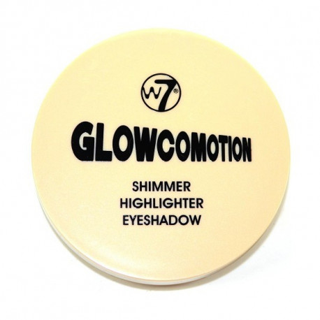 W7 Glowcomotion Shimmer Highliter Eyeshadow 8,5g