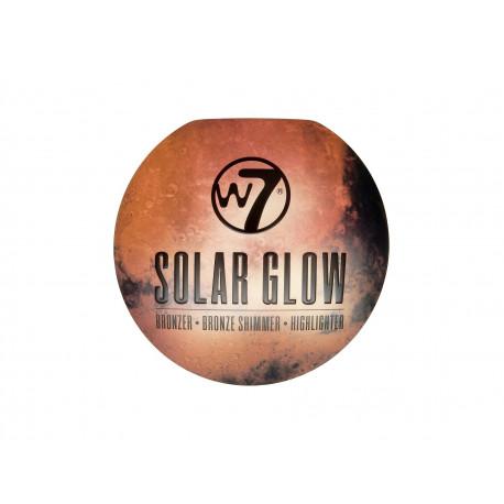 W7 Solar Glow Bronzer 3gx3