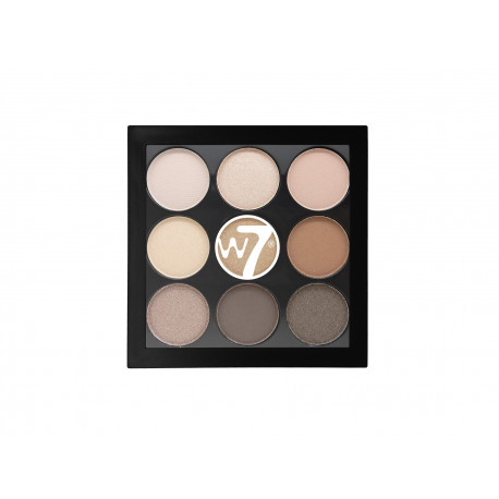 W7 Naughty Nine Eyeshadow Palette Arabian 4,5g