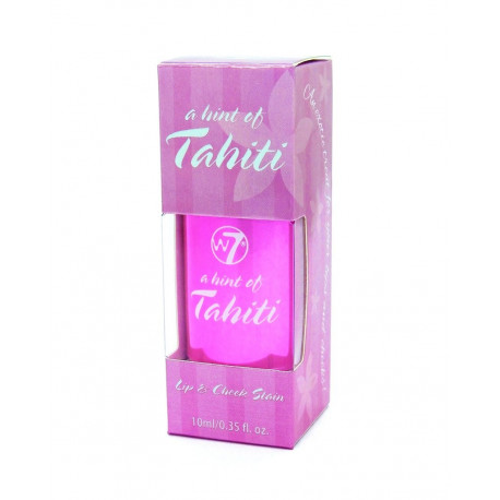W7 Lip Cheek Stain Hint Of Paradise-Tahiti 10ml
