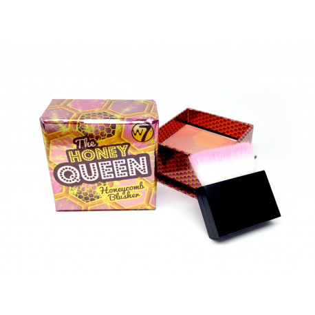 W7 The Honey Queen Honeycomb Blusher 8g