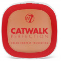W7 Catwalk perfection compact biscuit 6g