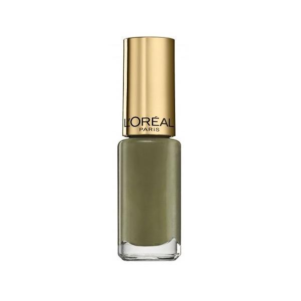LOreal Color Riche Rive Gauche Green (605) Nail Polish 5ml - Hall of ...