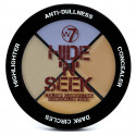 W7 Hide N Seek Anti Dullness Concealer Quad 5g