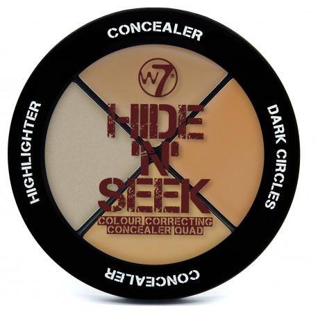 W7 Hide 'N' Seek Natural 5g