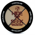 W7 Hide N Seek Concealer Quad 5g