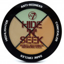 W7 Hide N Seek Anti Redness Concealer Quad 5g