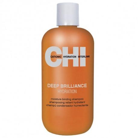 CHI Deep Brilliance Hydration Shampoo 350ml