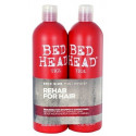 Tigi Bed Head Resurrection Duo Kit Shampoo 750ml + Conditioner 750ml