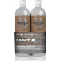 Tigi Bed Head Clean Up Duo Kit 1500ml