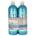 Tigi Bed Head Recovery Duo Kit Shampoo 750ml + Conditioner 750ml