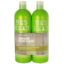 Tigi Bed Head Re-Energize Duo Kit Shampoo 750ml + Conditioner 750ml
