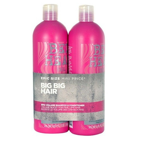Tigi Bed Head Epic Volume Duo Kit 1500ml