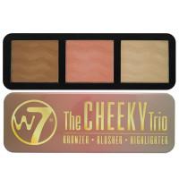 W7 Cheeky Trio 21g