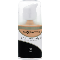 Max Factor Colour Adapt Foundation 60 Sand 34ml