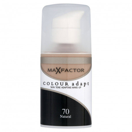 Max Factor Colour Adapt Foundation 70 Natural 34ml