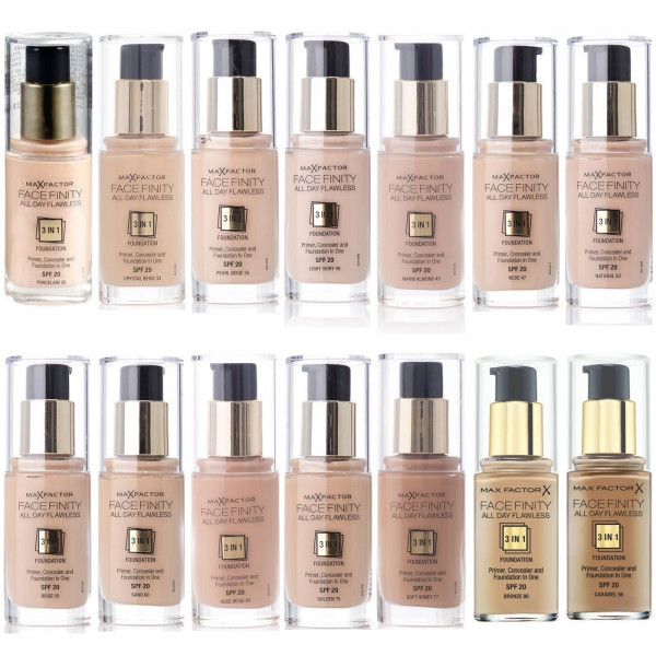 max factor 3 in 1 foundation golden 75