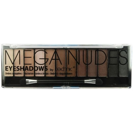 Technic Mega Nudes Eyeshadow 12x1,5g
