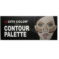 City Color Contour Palette 8,40g