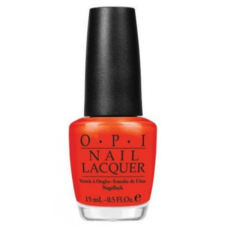 Opi Nail Lacquer A Roll In The Hague H53 15ml