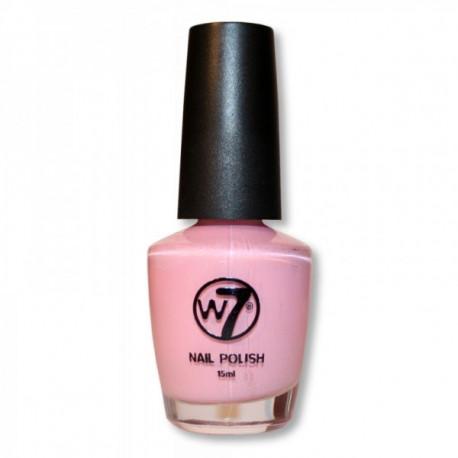 W7 Baby Pink (19) Nail Polish 15ml