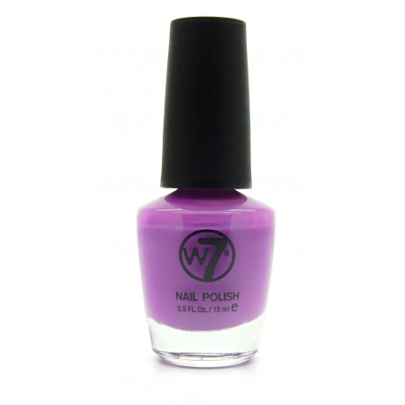 W7 Damson (56) Nail Polish 15ml
