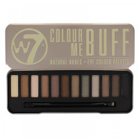 W7 In The Buff Eye Colour Palette Eye Shadow 15.6g