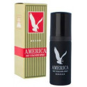 America Day Cologne Spray (Mens 50ml EDT) Milton Lloyd